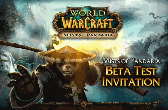 MoP Beta Invite Email graphic