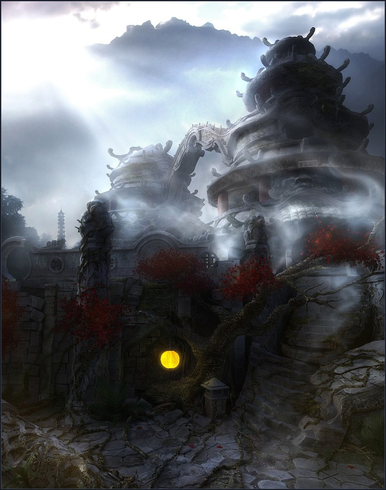 Love or Hate the Mists Artwork? (6/6)